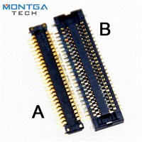 Connector FPC 50 PIN for PCB Board of hard drive of Asus Series D DX992L Computer Laptop