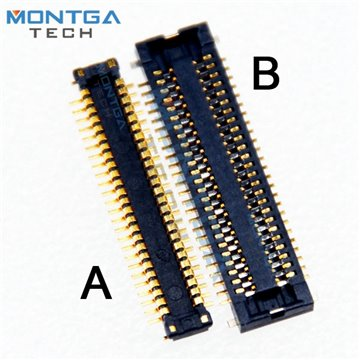 Connector FPC 50 PIN for PCB Board of hard drive of Asus Series D DX992UA Computer Laptop
