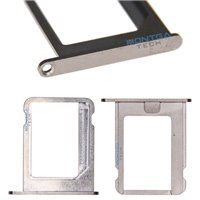 SIM card Tray Silver for Apple iPhone 4