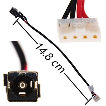 Charging DC IN cable for Toshiba L50-B power jack