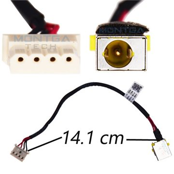 Charging DC IN cable for Acer E5-411 power jack