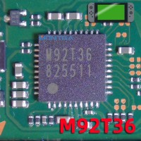 ic chipset M92T36 for Nintendo Gamepad Switch Game console