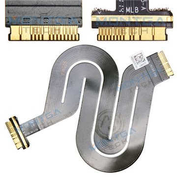 FLAT CABLE of Trackpad Touchpad for Apple Mac Macbook 12 A1534 Early 2015 Computer Laptop