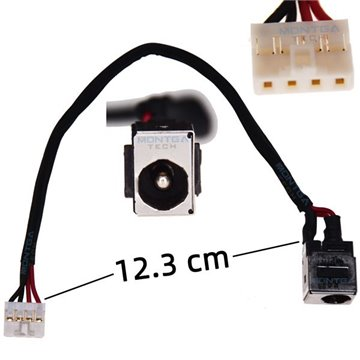 Charging DC IN cable for Toshiba TECRA A50-A-170 power jack