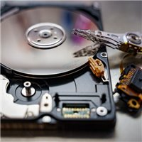 WD 250GB WD2500XMS-00 External hard drive Evaluation service for data recovery + Return costs / destroy