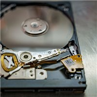 LACIE 1TB RUGU3M2 External hard drive Evaluation service for data recovery + Return costs / destroy