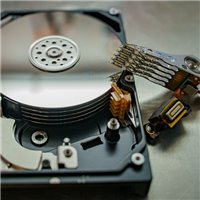 LACIE 4TB LTD0TU6 External hard drive Evaluation service for data recovery + Return costs / destroy