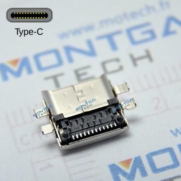 Asus ZenPad S 8.0 Z580 / Z580CA P01MA Prise Connecteur de charge DC Power Jack USB Type-C
