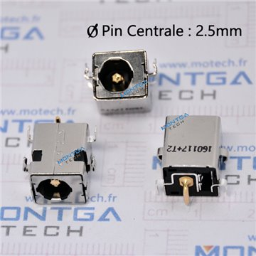 DC POWER JACK SOCKET CHARGING PORT SOCKET CABLE FOR ASUS A53 A53U A53E A53Z
