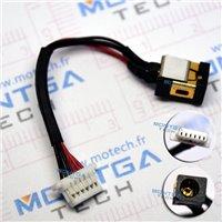 Câble connecteur Samsung Ultrabook NP530U3B Ordianteur DC Power de charge alimentation