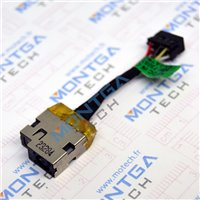 Câble connecteur de charge HP 15-N211NR PC Portable DC IN alimentation