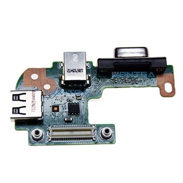 PCB board charging card for Dell N5110 charging port connector
