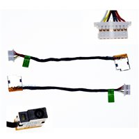 Charging DC IN cable for HP 15-AY018NF power jack *S*
