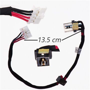 Charging DC IN cable for Lenovo B50-10 power jack