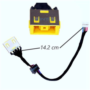 Charging DC IN cable for Lenovo Z505 power jack *L*