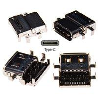 Port USB Type C pour Ordinateur Portable Lenovo E480 Port USB à souder prise connecteur de charge *L*L