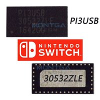 ic chipset PI3USB P13USB 30532ZLE for Nintendo Gamepad Switch Game console *L*L