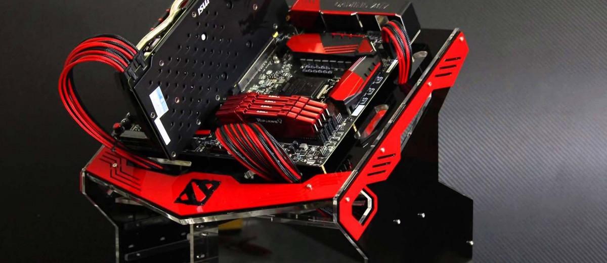 PC configuration sur mesure